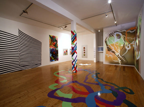 Gertrude Contemporary - Melbourne - Against the amnesiac lifestyle showroom - 2007