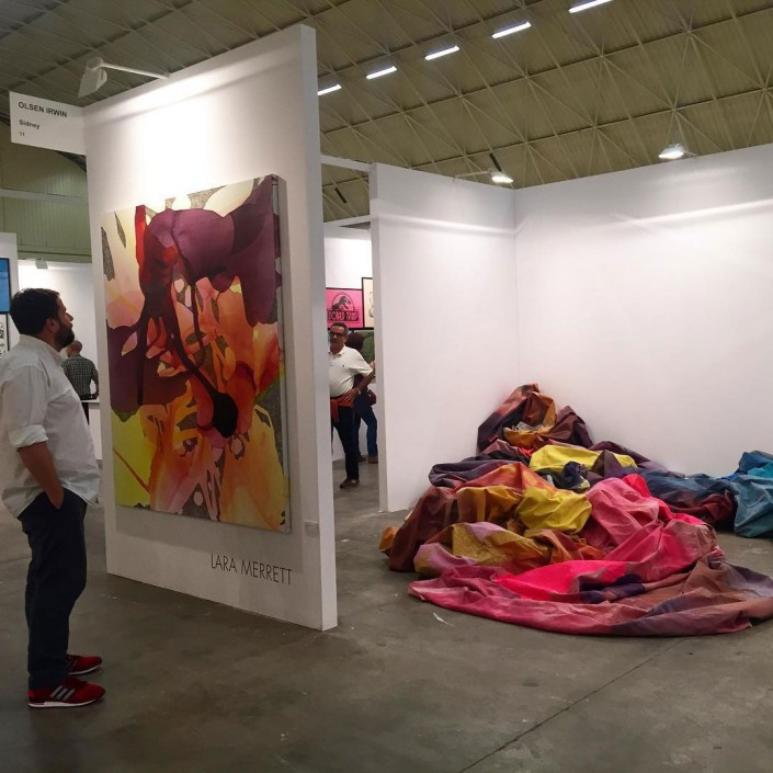 SWAB Art Fair Barcelona 2015