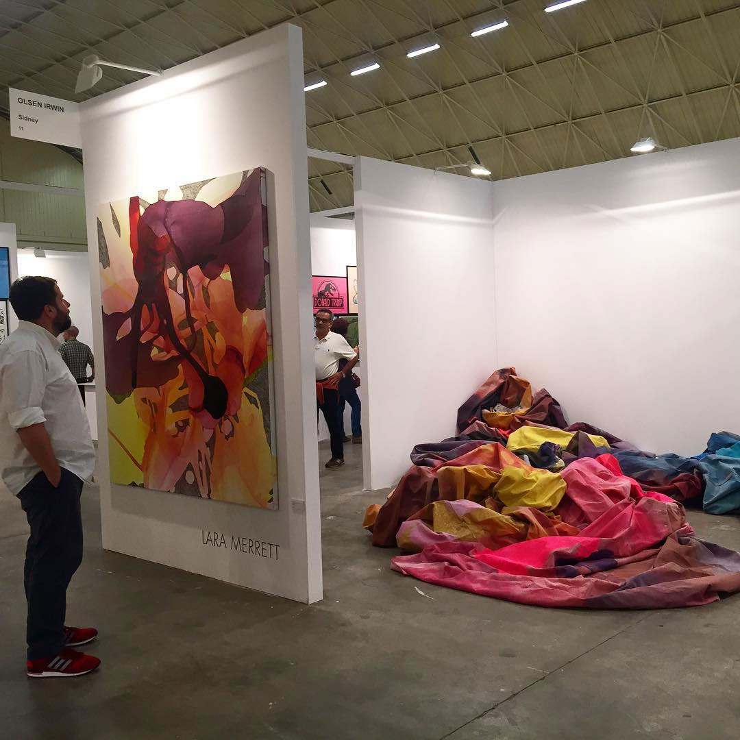 SWAB Art Fair Barcelona 2015
