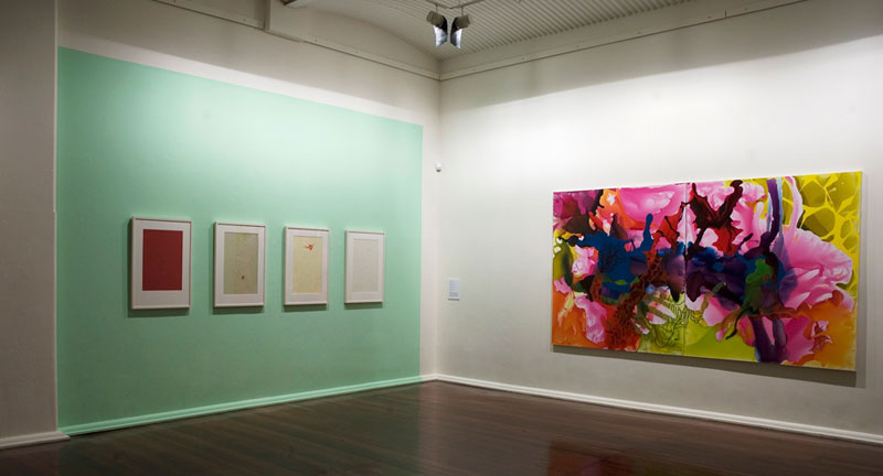 Installation shot PICA