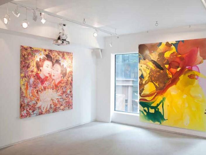 Cat St Gallery – Hong Kong – Wattle – 2011